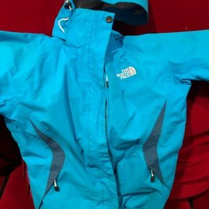 North Face ski shell
